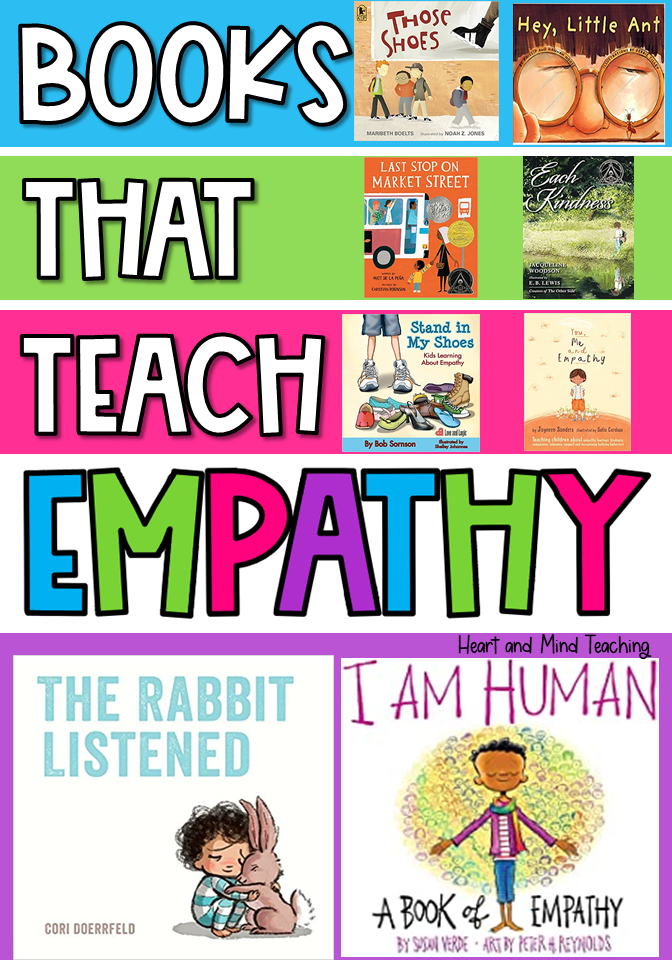 books about empathy