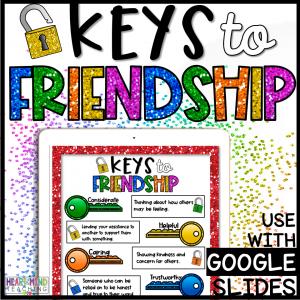 keys to friendship activity