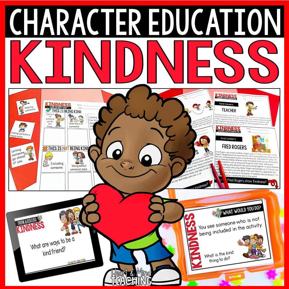 Promoting kindness in the classroom