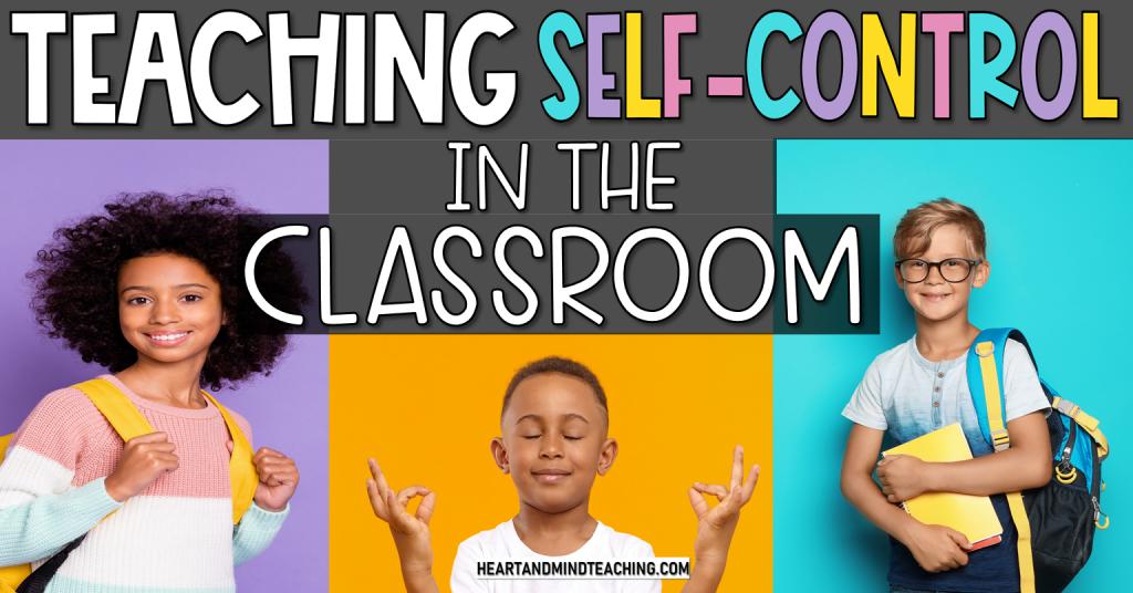 self control in the classroom
